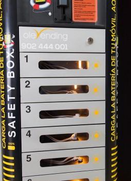 olebox máquinas de recarga de moviles