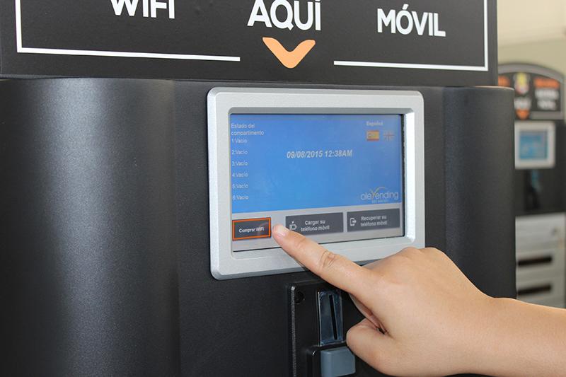 iolebox phone charging kiosk