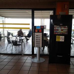 mobile charging kiosks
