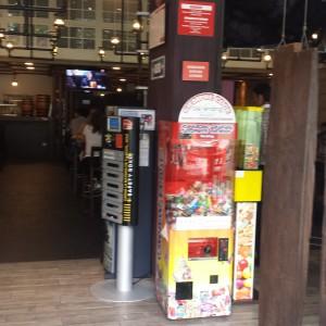 phone charging kiosk