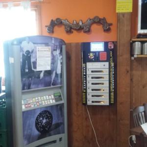 Máquina de recarga de Baterías para Móviles iolebox