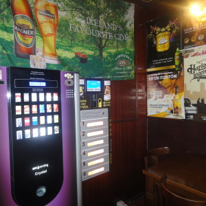 phone charging station kiosk olebox