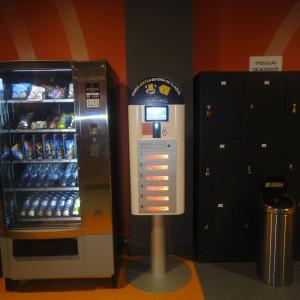 mobile charging kiosk olebox